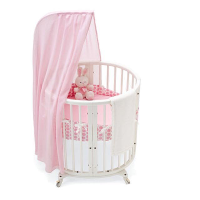 photo photo photo photo  sc 1 st  Carousell & Authentic Stokke Pink Canopy Drape - Mini u0026 Sleepi Babies u0026 Kids ...