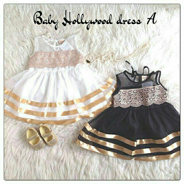 Baby dress hollywood