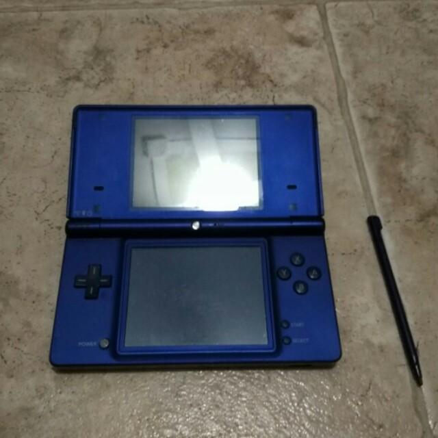 Blue DSi