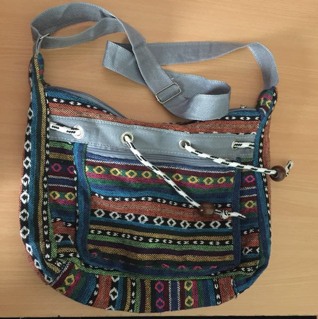 Boho Crossbag