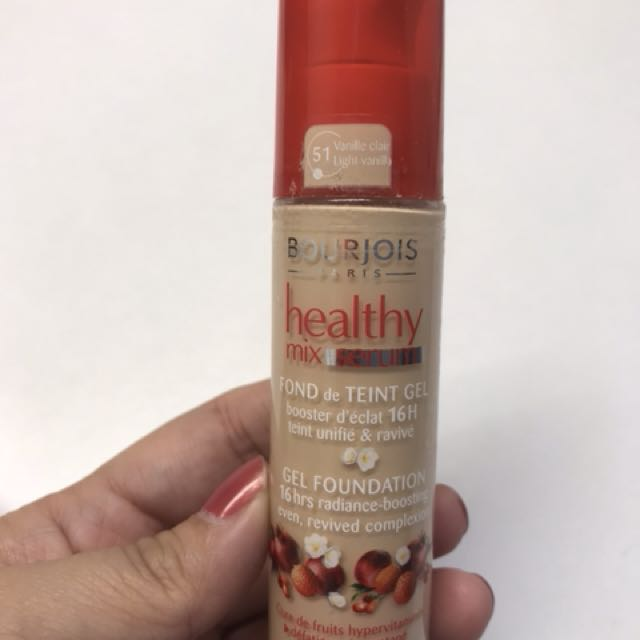 Borjuis Healthy Mix Serum Foundation