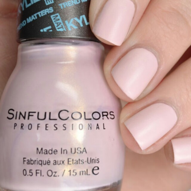 BRAND NEW! Sinful Colors Kylie Jenner Nail Polish