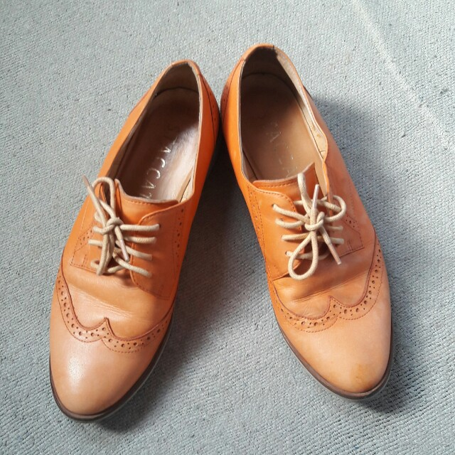 Branded Oxford Shoes