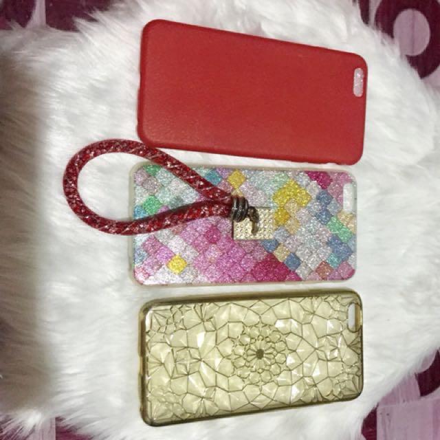 Bundle cases!! Iphone 6plus /6SPlus