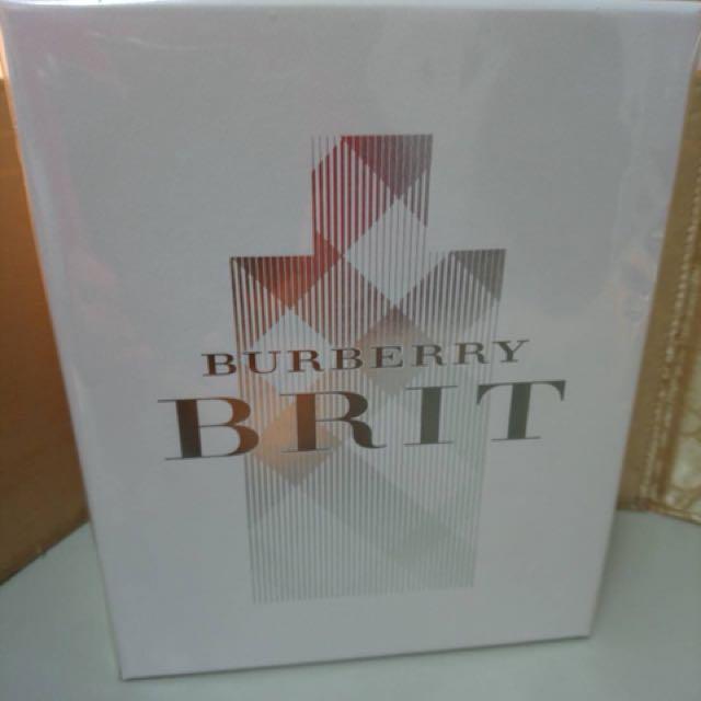 BURBERRY女性香水小香
