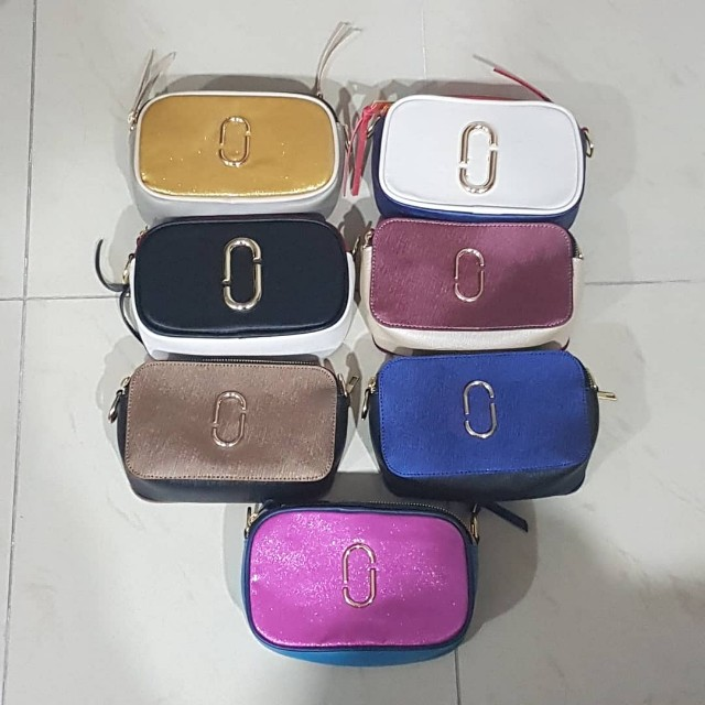 Buy 2 get 3 marc jacobs sling bag