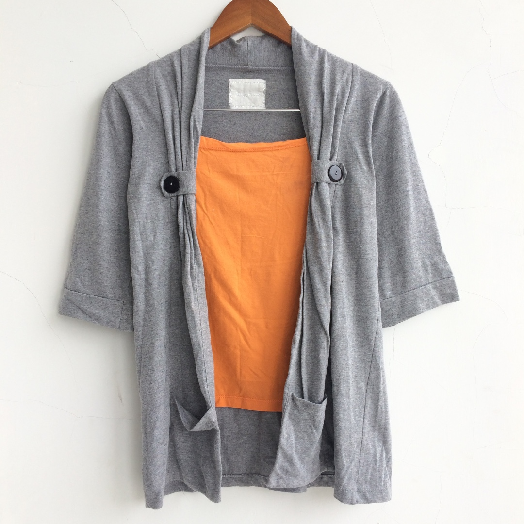 Cardigan Inner Outer