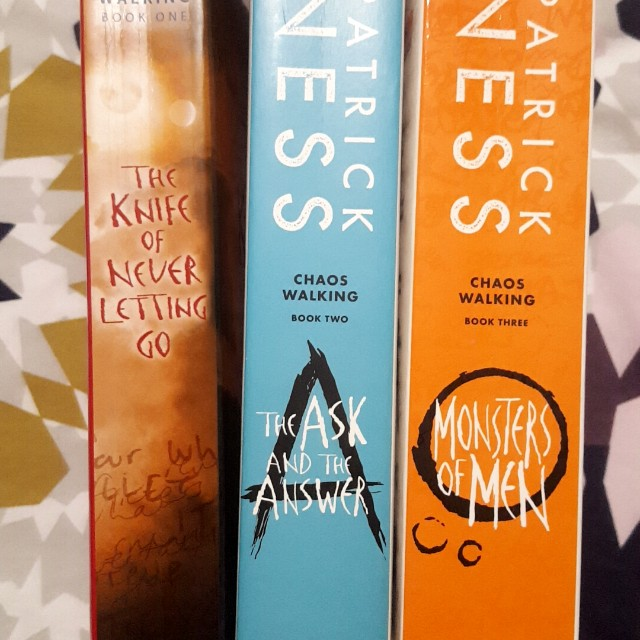 Chaos Walking Trilogy by Patrick Ness
