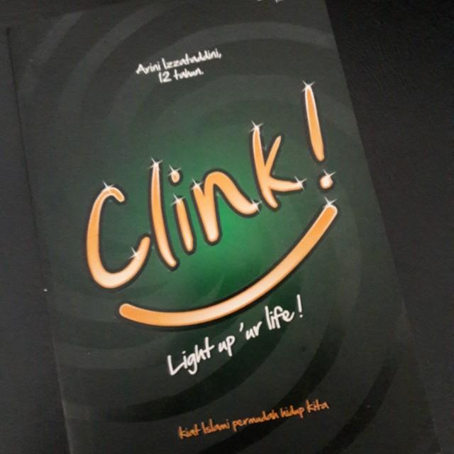 Clink! Light up 'ur life! By Arini Izzataddini