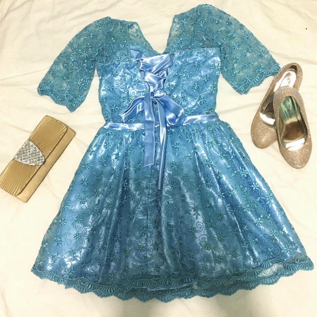 cockatail dress (gown) for rent!