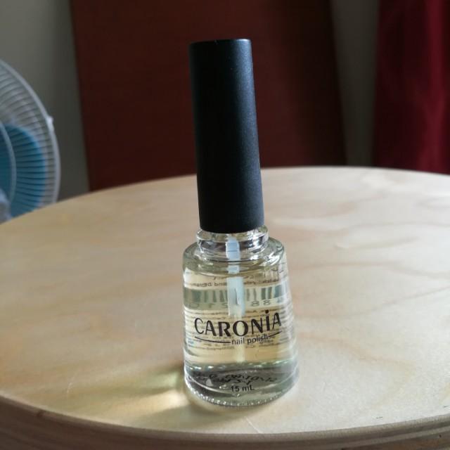 Colorless Nail Polish (Caronia)