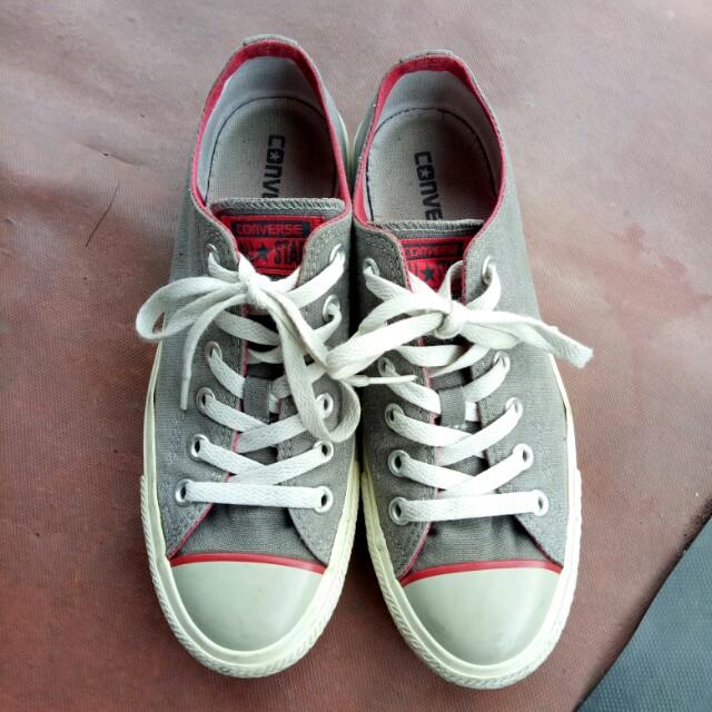 Convers grey&red original