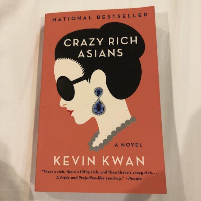 Crazy Rich Asians book