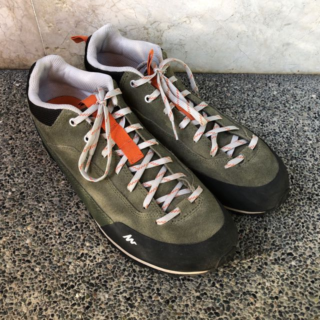 Decathlon - Quechua Aprenaz 500 Men's Hiking Shoes - Khaki
