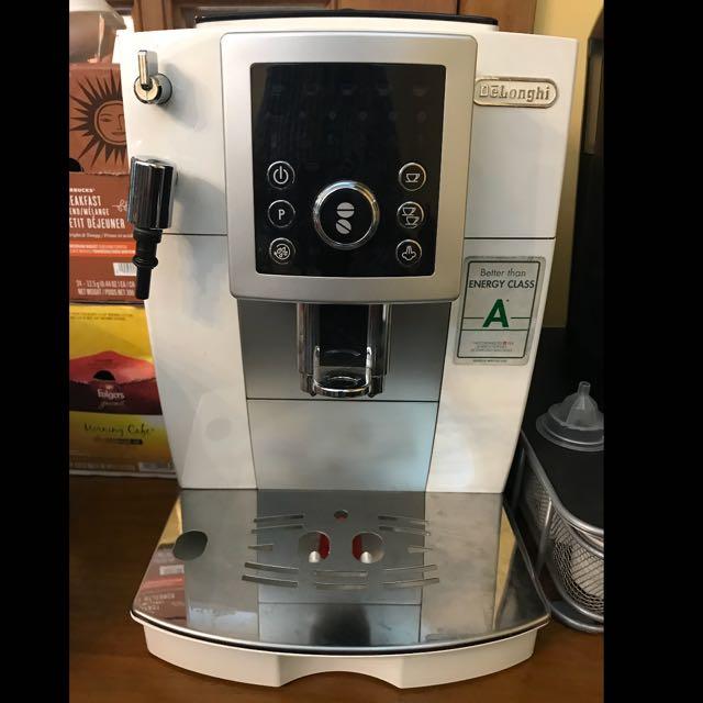 Delonghi Bean-to-cup Espresso Machine