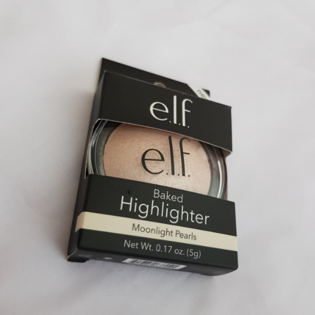 ELF baked highlighter (Moonlight Pearls)