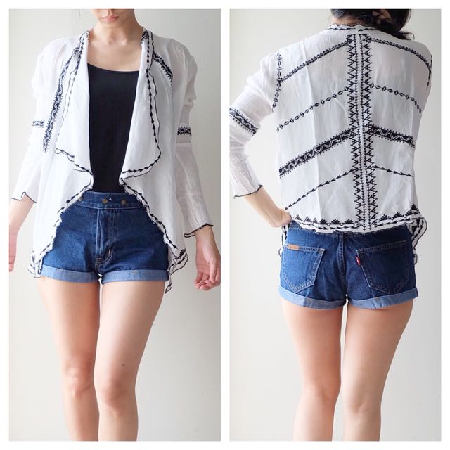 embroidery outer