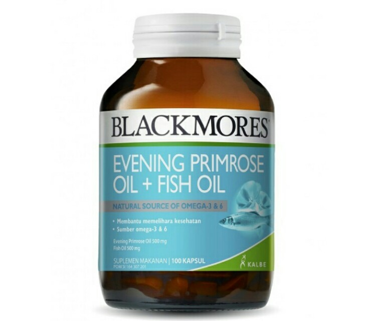 Evening prime rose oil