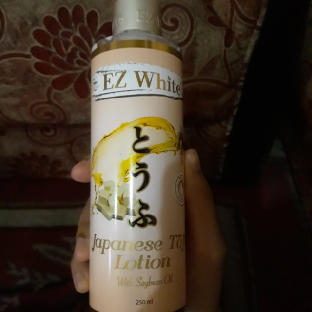 EZ White Japanese Tofu Body Lotion 250 ml