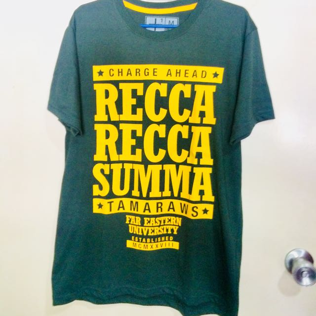 FEU Cheer Shirt