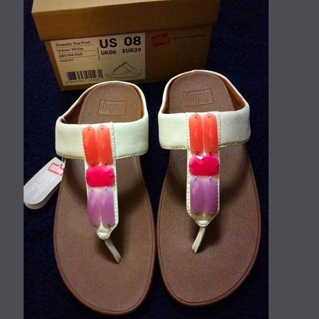 Fitflop Sweetie Toe- Thong Sandals