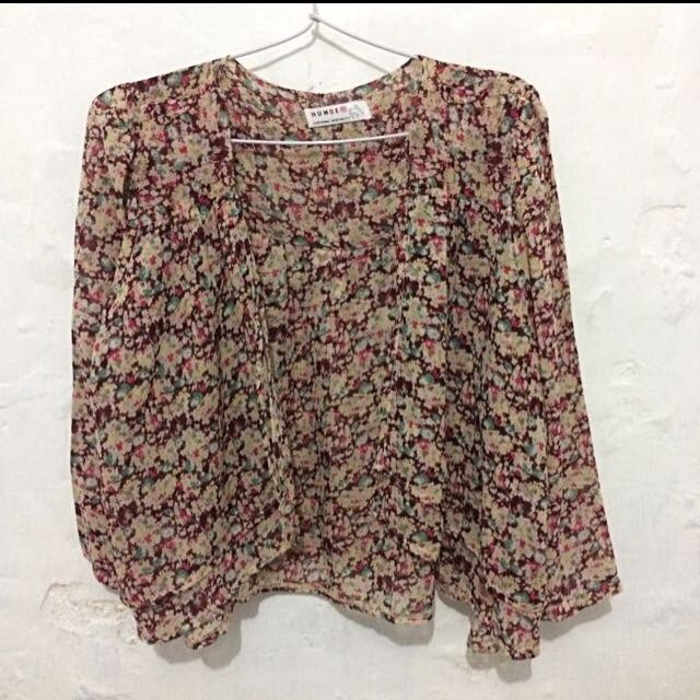Floral Outer by Number 61
