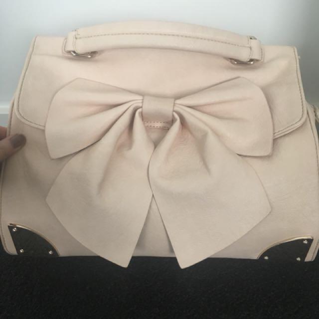 Forever New Bow Bag