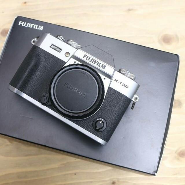 Fujifilm xt20 body only