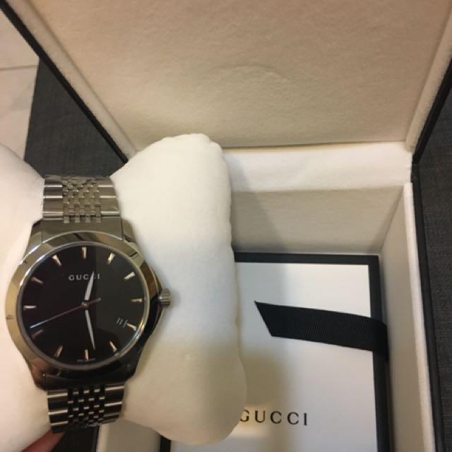 Gucci 全新 手錶