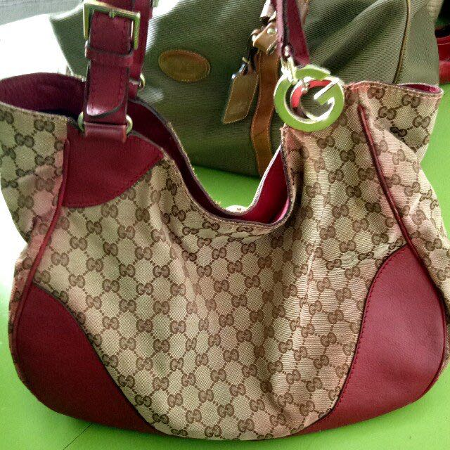 Gucci with serial number