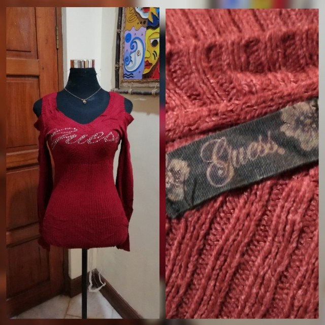 Guess Knitted Longsleeves