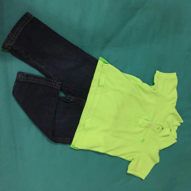H&M 4-6 m big cut