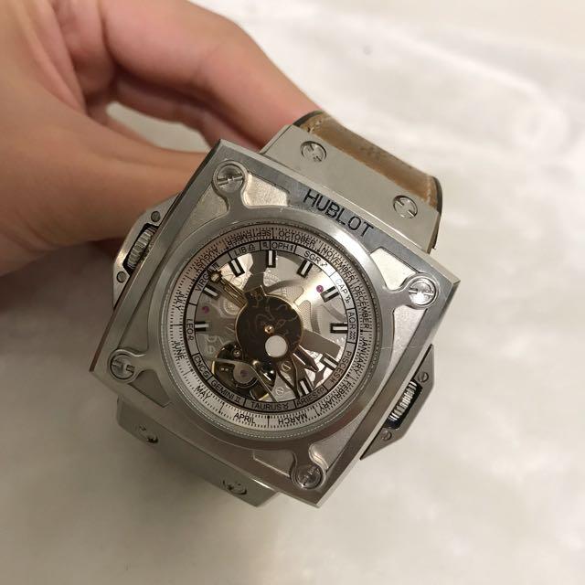 Hublot 宇舶錶星空錶限量世界名錶