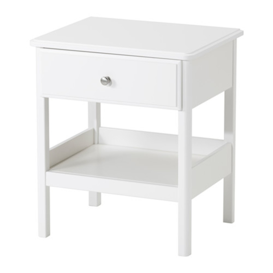 Ikea Tyssedal Bedside Table Incl Delivery Assembly Home