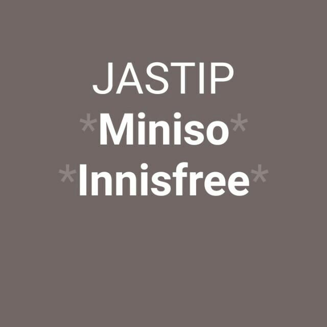 JASTIP MINISO