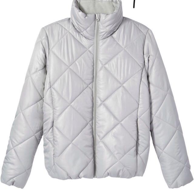 Joe fresh women's puffer jacket