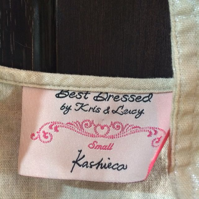 Kashieca Blouse with Belt