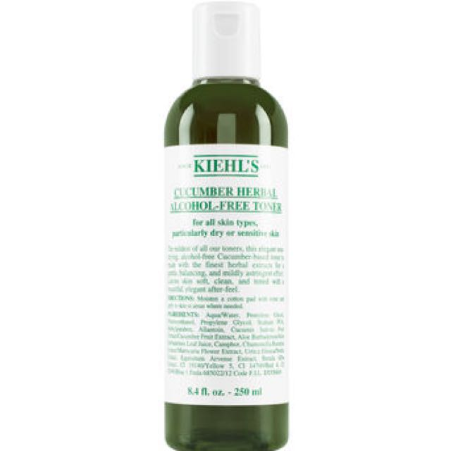 KIEHL'S 契爾氏 小黃瓜植物精華化妝水 250ml