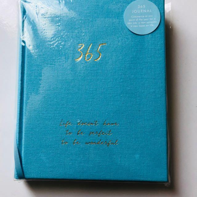Kikki K 365 days Journal