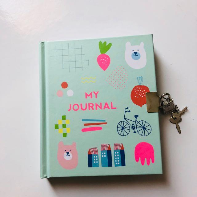 Kikki K Cute Journal