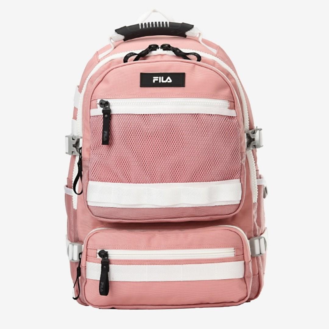 Korea Fila Link Backpack FS3BPA5003X SPK (Pink)