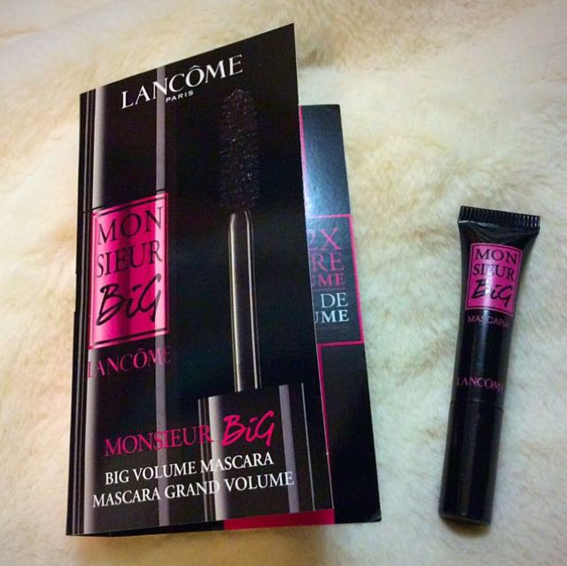 Lancome Monsieur Mascara