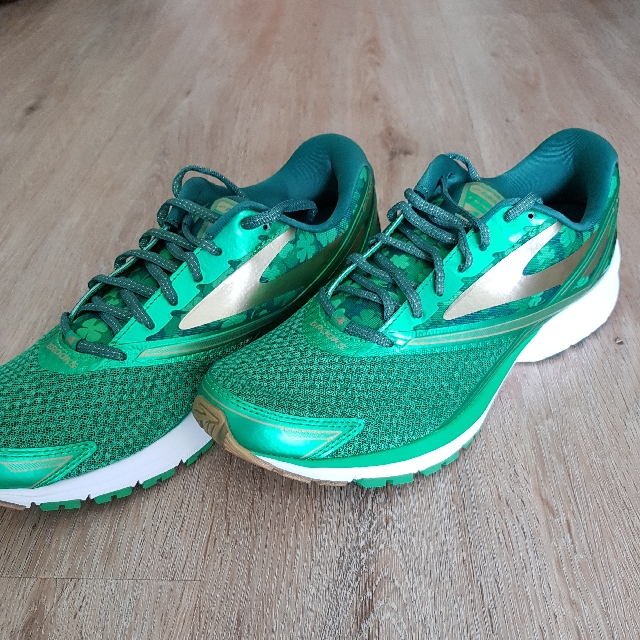 1d24764e7 Limited Edition Brooks Launch 4 St Patrick's Day Edition!, Sports ...