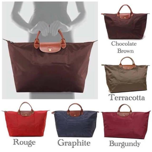Longchamp Luggage XL