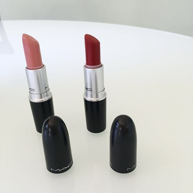 Mac Creme Cup & Russian Red