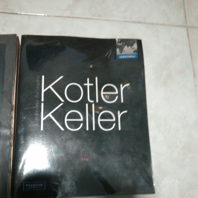 Marketing textbook for sale