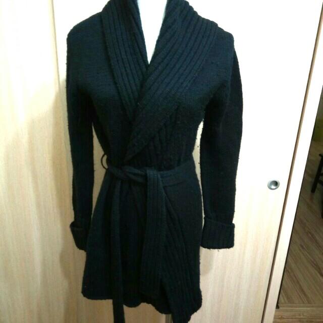 MNG 專櫃大衣顯瘦