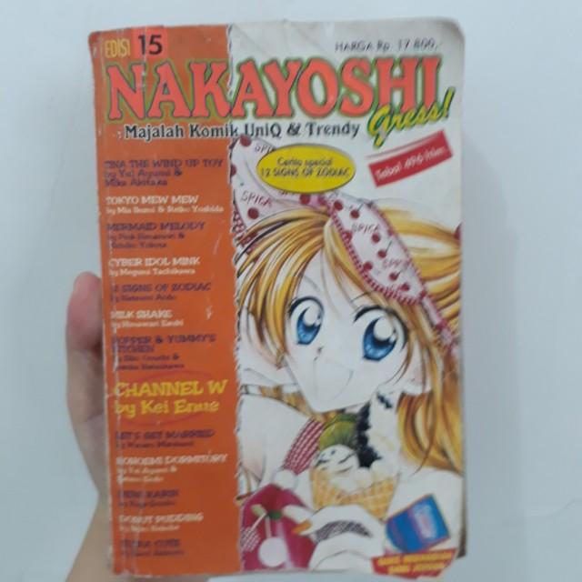 Nakayoshi 16