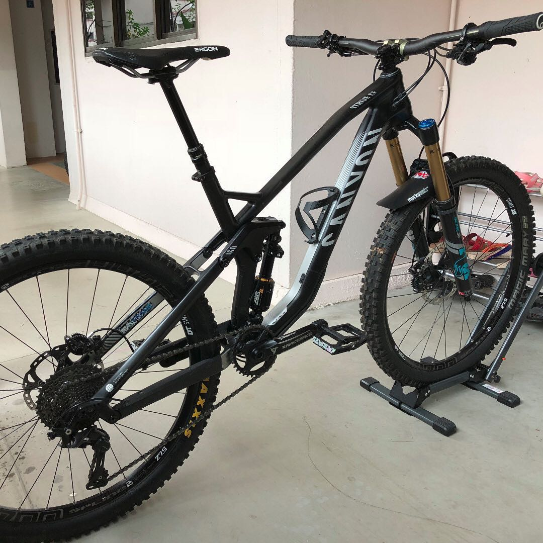 Nego] Canyon Strive CF 8 0, Bicycles & PMDs, Bicycles on