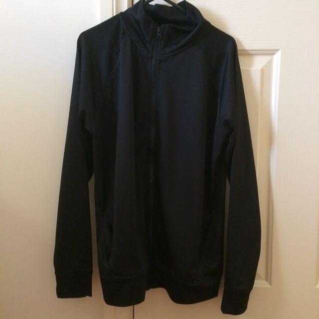 New Look Black Jacket Size 10 Womens